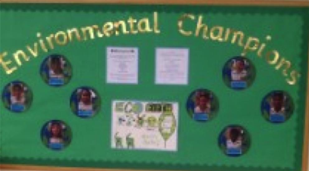 Environmental Champions