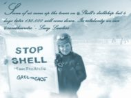 Lucy Save The Arctic