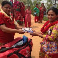Keeping Girls in School Nepal