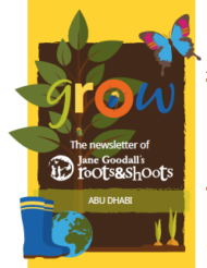 Your regular dose of news and inspiration from Roots & Shoots HQ!